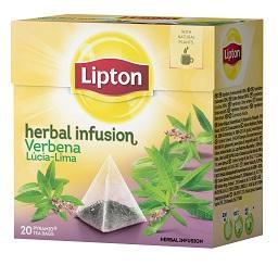 20 saquetas infusão de lúcia lima