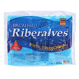 Bacalhau posta tradicional