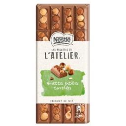 Chocolate L'Atelier C/ Avelãs