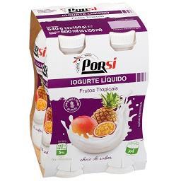 Iogurte Líquido Drink Frutos Tropicais