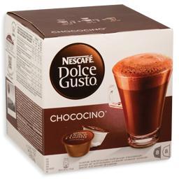 Café em Cápsulas Dolce Gusto Chococino