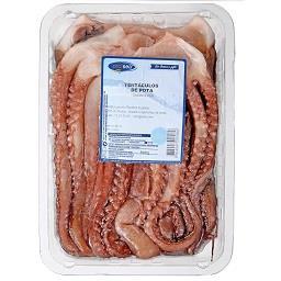 Tentáculos pota