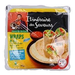 6 wraps
