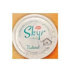 Queijo skyr natural 0% s/lactose