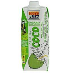 Água de coco biológica