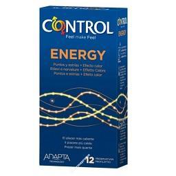 12 Preservativos Adapta Energy