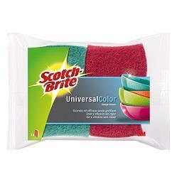 Esfregão esponja não risca cores