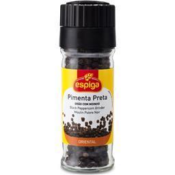 Moinho de pimenta preta em grão