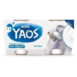 Yaos iogurte grego natural