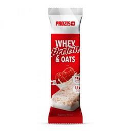 Whey protein & oats framboesa