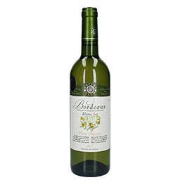 Vinho  branco seco de bordeaux 2011
